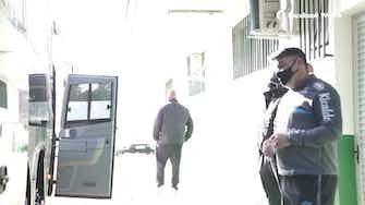 Imagem de visualização para Santos treina no forte frio de Chapecó