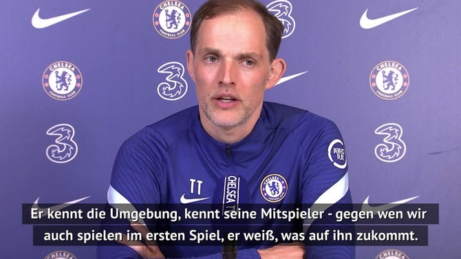Vorschaubild für Tuchel: Darum ist Werners Saison unterschätzt