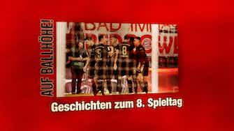 Vorschaubild für Auf Ballhöhe! Geschichten zum Spieltag: Bobic-Rückkehr, Spitzenspiel und doppelte Premiere
