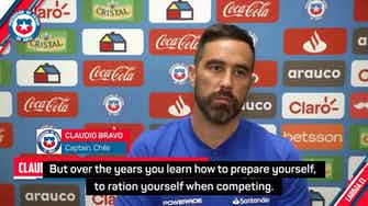 Preview image for 38-year-old Bravo feels he could play 'for another decade'