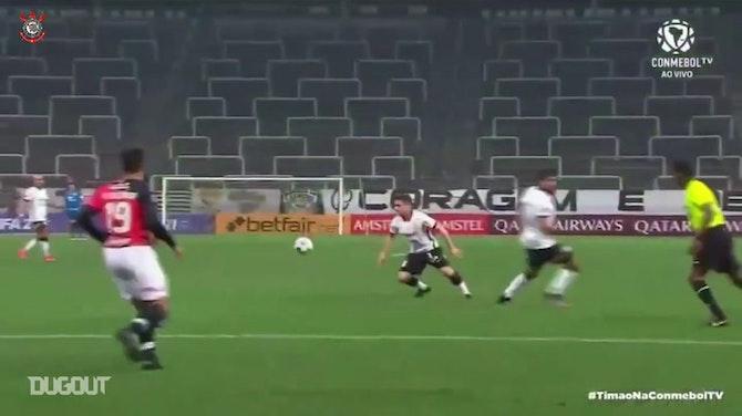 Ramiro's incredible goal vs River Plate-PAR