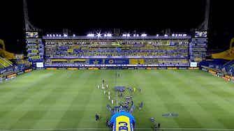 Anteprima immagine per Boca, che buchi in difesa! Talleres corsaro...