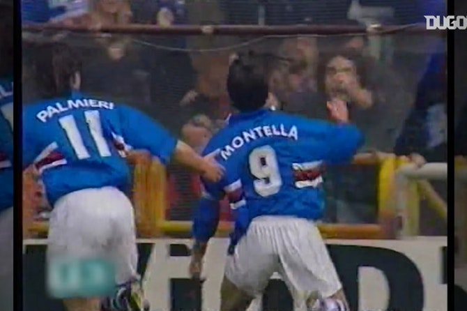 Throwback: Montella Hat-trick Helps Beat Inter