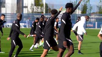 Preview image for Icardi, Bernat and Herrera are preparing next Ligue 1 game