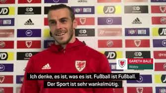 """Vorschaubild für Bale über Madrid: """"Sport ist wankelmütig"""""""