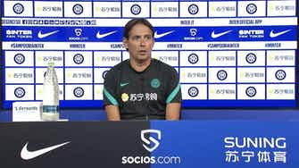 """Anteprima immagine per Inter, Inzaghi: """"Non avrò abbondanza ma Sanchez è convocabile"""""""
