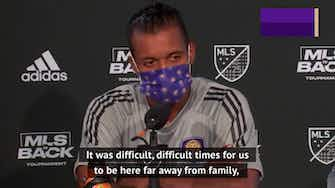 Preview image for Nani happy in MLS after 'difficult times'