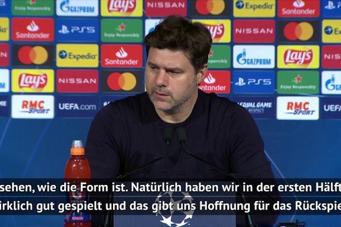 Pochettino: Sieg bei Bayern gibt uns Hoffnung