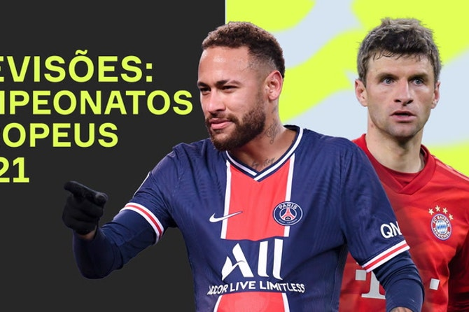 PSG perde? Barça ganha?.... Quem leva cada TÍTULO no futebol europeu?
