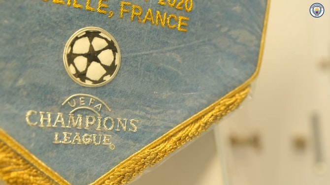 Manchester City's 2020-21 UCL group stage win at Marseille
