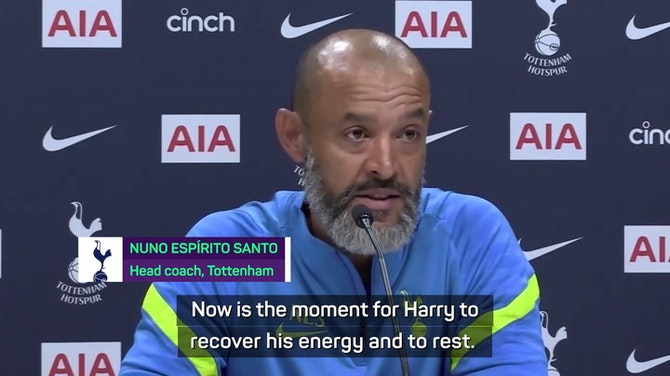 Preview image for 'Harry Kane is our player' - new Spurs boss Nuno