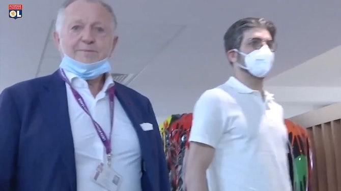 Vorschaubild für Peter Bosz fängt mit der Arbeit bei Olympique Lyon an