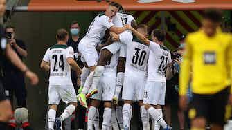 Preview image for 1:0 im Topspiel: Gladbach schlägt Dortmund