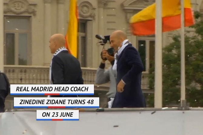 Born this Day: Zinedine Zidane turns 48