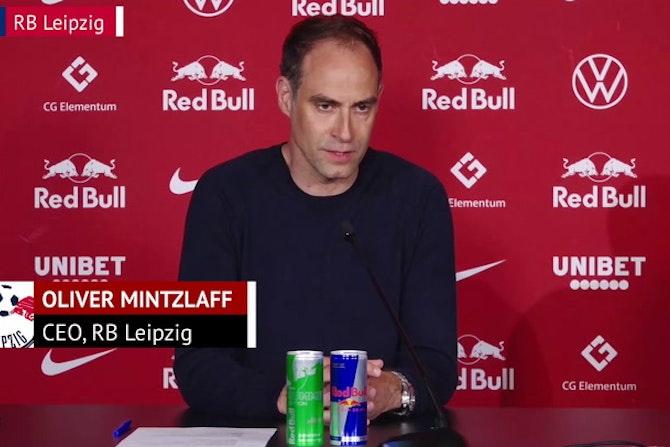 Mintzlaff: Damals schon über Bayern gesprochen