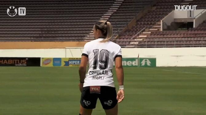 Imagem de visualização para Corinthians Feminino goleia Ferroviária e se torna bicampeão Paulista