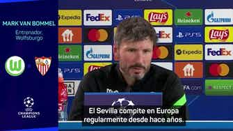 """Imagen de vista previa para Van Bommel: """"No se nos puede comparar con el Sevilla"""""""