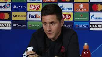 Imagen de vista previa para Ander Herrera: 'A veces la presión que tiene el PSG es injusta'