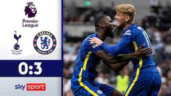 Vorschaubild für Rüdiger veredelt Sieg! | Tottenham Hotspur - Chelsea 0:3