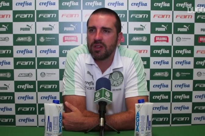 João Martins dá respaldo a Lucas Esteves