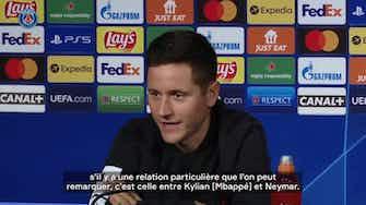 Image d'aperçu pour Ander Herrera évoque la relation entre Mbappé et Neymar