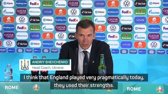 Preview image for England have the talent to reach Euro 2020 final - Shevchenko