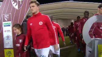 Vorschaubild für Ligue 1: Metz - Reims   DAZN Highlights