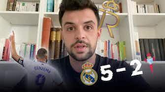 Image d'aperçu pour Débrief Real Madrid 5-2 Celta de Vigo (Benzema, Vinicius Jr., Camavinga, problème dans la défense)