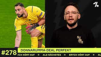 Vorschaubild für Donnarumma-Deal perfekt