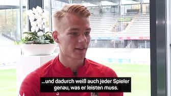 """Vorschaubild für Lienhart vor Wolfsburg: Fans geben """"extra Power"""""""