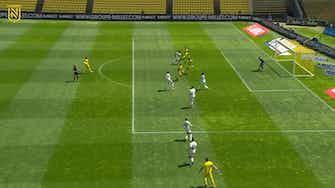 Vorschaubild für Nantes emphatic win vs Bordeaux