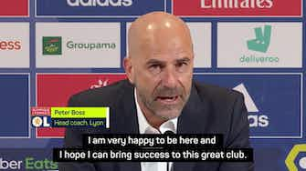 Preview image for Bosz hoping to do 'something special' with Lyon