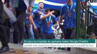Image d'aperçu pour Finale - L'Italie de retour sur le sol italien