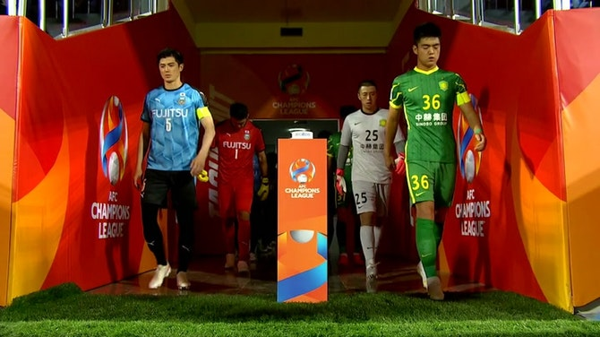 Preview image for Highlights - Beijing Guoan FC vs. Kawasaki Frontale