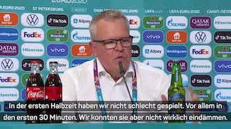 """Vorschaubild für Andersson: """"Hatten Zweifel trotz Führung"""""""