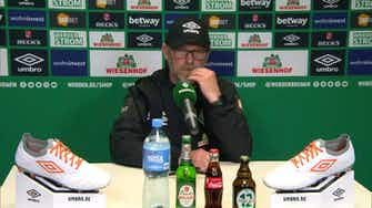 Vorschaubild für Schaaf über die Zukunft von Werder Bremen