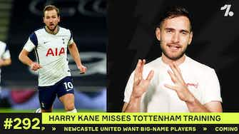 Preview image for Harry Kane to Man City LATEST!