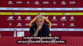 """Image d'aperçu pour 8e j. - Mourinho : """"Un lien émotionnel avec Newcastle"""""""