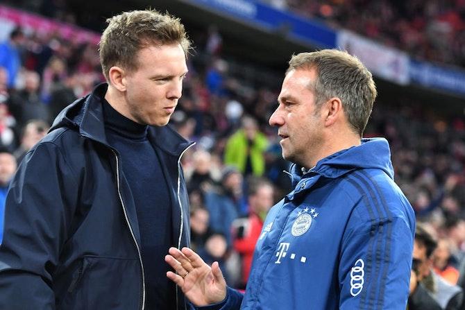 Flick darf den FC Bayern verlassen – Nagelsmann soll die Nachfolge antreten!