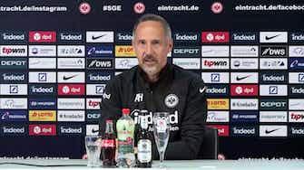 Vorschaubild für Zoff mit Younes? Das sagt Eintracht-Coach Hütter
