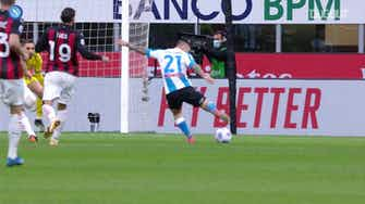 Preview image for All Zielinski's assists in 2020-21 at Napoli
