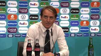 """Anteprima immagine per Mancini: """"Grande serata, ma ne manca un'altra..."""""""