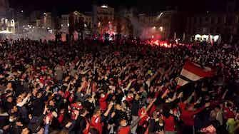 Vorschaubild für Lille steht Kopf! Tausende Fans feiern Meistertitel