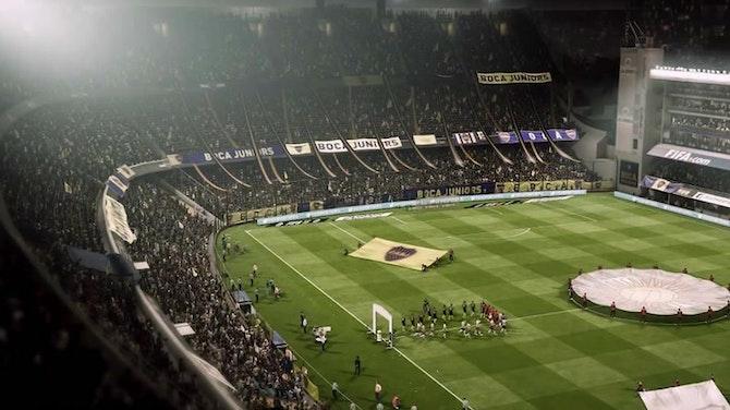 """Boca Juniors, uno de los """"fichajes"""" de FIFA 22"""