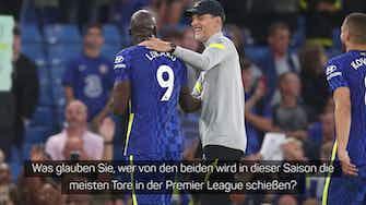"""Vorschaubild für Tuchel zu Lukaku: """"Ronaldo-Vergleich ist egal"""""""