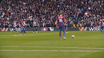 Preview image for Pitchside: Benteke scores in draw with Newcastle