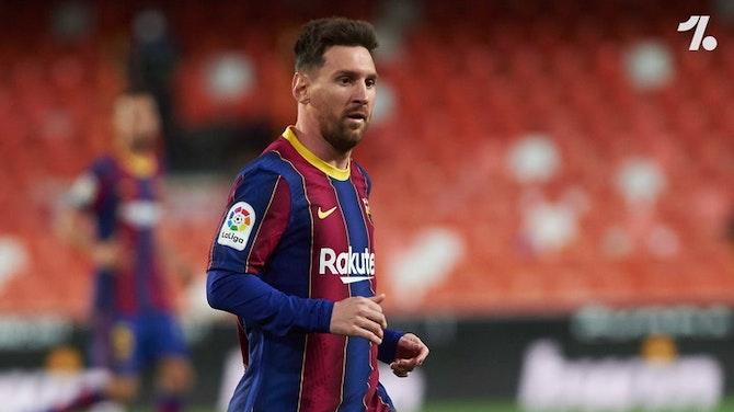 Imagem de visualização para Messi rumo ao MELHOR DO MUNDO(de novo)
