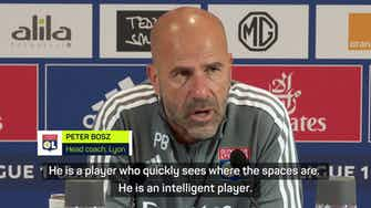 Preview image for Bosz excited to work with 'winner' Shaqiri