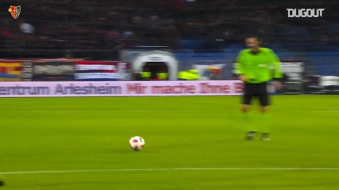 Preview image for FC Basel 1893 best goals vs FC Zürich