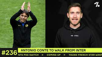 Preview image for Antonio Conte to WALK AWAY from Inter?